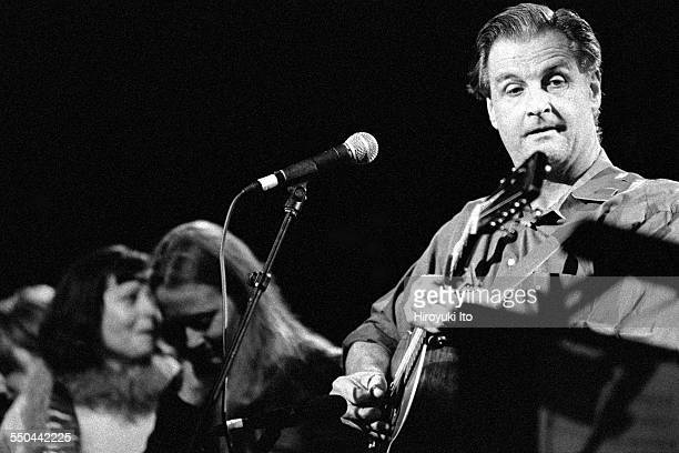 The Harry Smith Project produced by Hal Willner at St Ann's Church in Brooklyn on November 11 1999This imageGeoff Muldaur