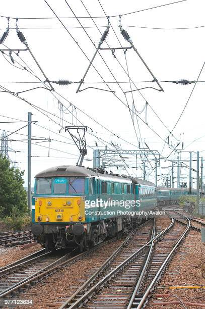 The Harwich branch provides a major gateway for passenger services between London and Holland with a passenger train operated to connect with the...