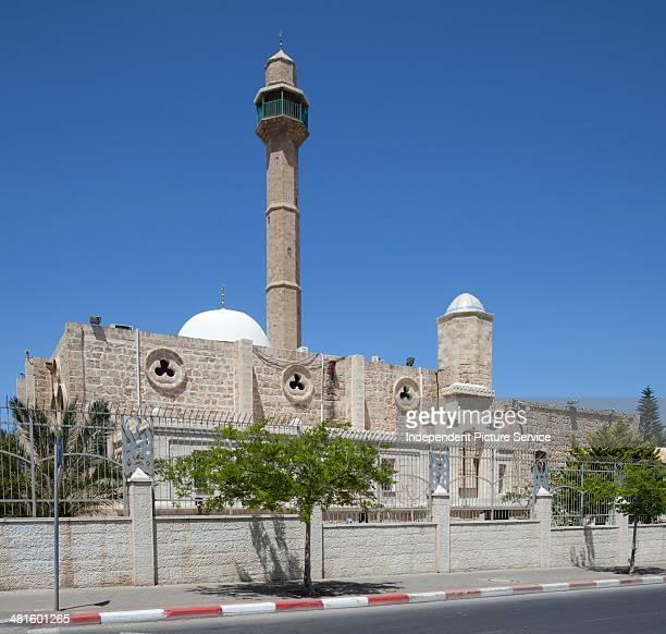 The Hassan Bek Mosque in Tel AvivYafo Israel