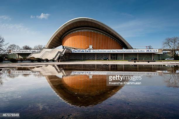 The Haus der Kulturen der Welt in Berlin is Germany's national centre for the presentation and discussion of international contemporary arts, with a...