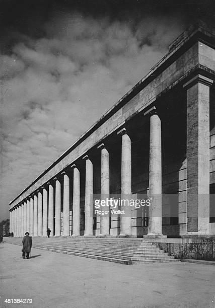 The Haus der Kunst Munich 1937