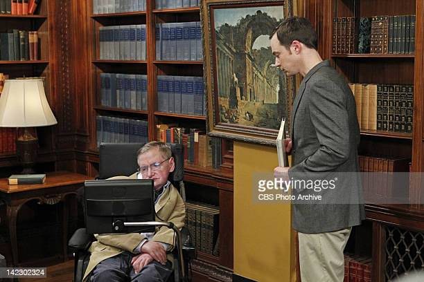 The Hawking Excitation When Wolowitz gets to work with Stephen Hawking Sheldon is willing to do anything to meet his hero on THE BIG BANG THEORY...