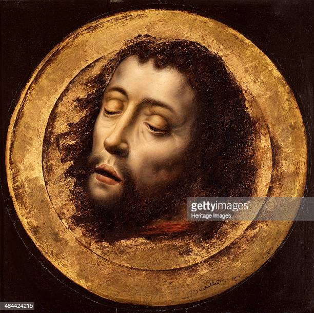 The Head of Saint John the Baptist From a private collection