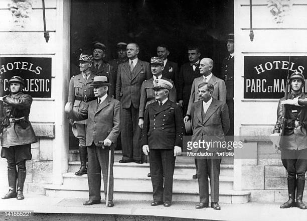 the vichy government Best answer: vichy france, vichy regime, or vichy government, are common terms used to describe the government of france that allied with the axis powers for industrial purposes from july 1940 to august 1944 this government succeeded the third republic and preceded the provisional government of the french.