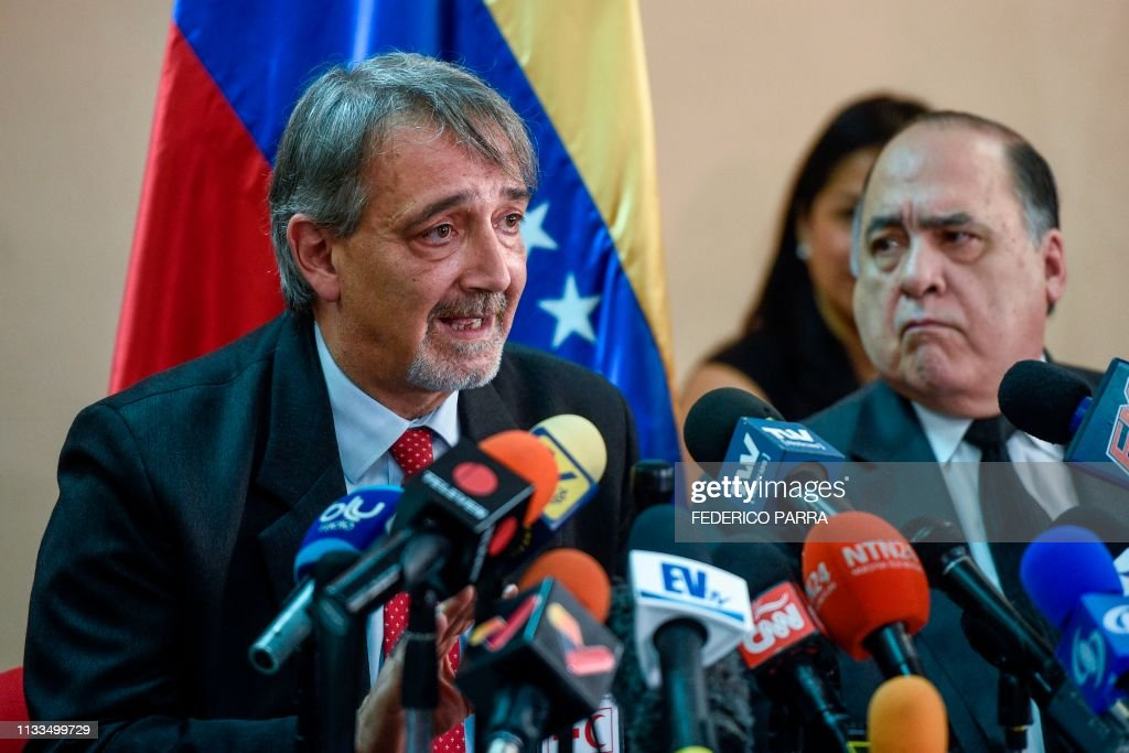 VENEZUELA-CRISIS-AID-RED CROSS-ROCCA : News Photo