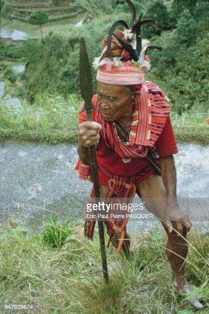 The Headhunters of Banaue.