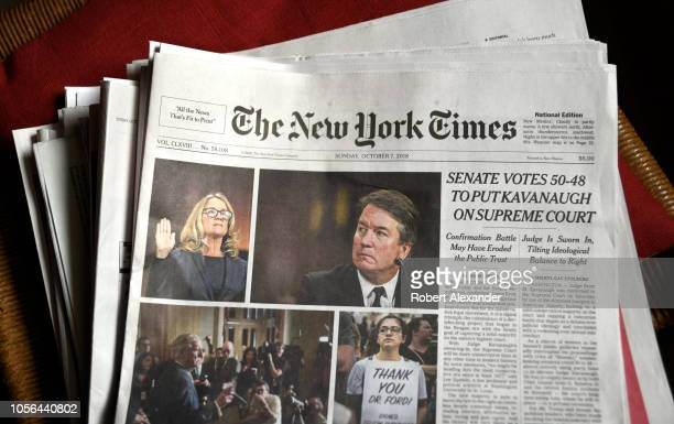 367 944 New York Times Photos And Premium High Res Pictures Getty Images