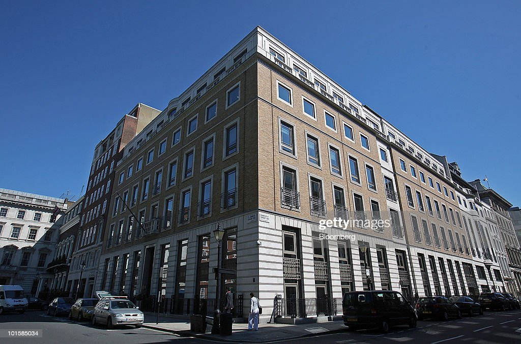 The headquarters of BP Plc stand in St James's Square in