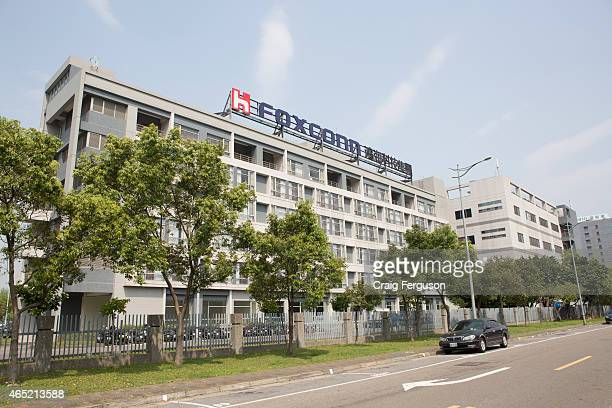 The headquarters of Foxconn the world's largest electronics contractor manufacturer With revenues of US$131 billion it is the 3rd largest IT company...