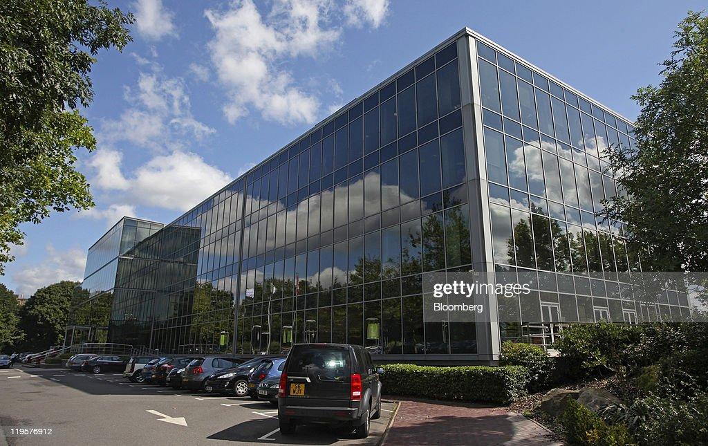 The Headquarters Of Intercontinental Hotels Group Plc Ihg Are Seen In Denham U K