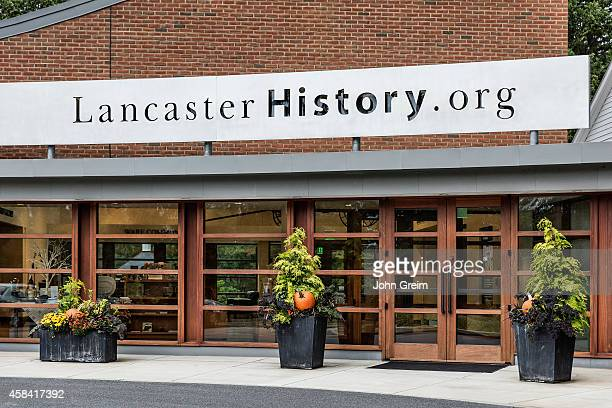 The headquarters of LancasterHistory.org including the Museum Store, Library and Research Resources, and Exhibit Galleries.