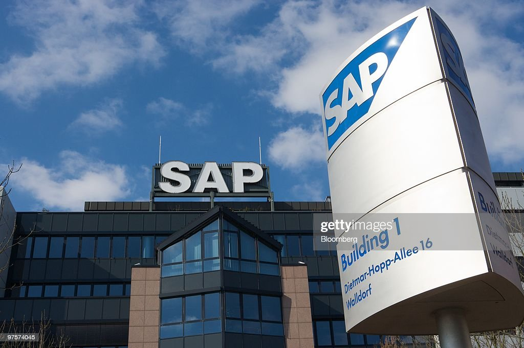 The Headquarters Of SAP AG Stand In Walldorf Germany On Monday March 8