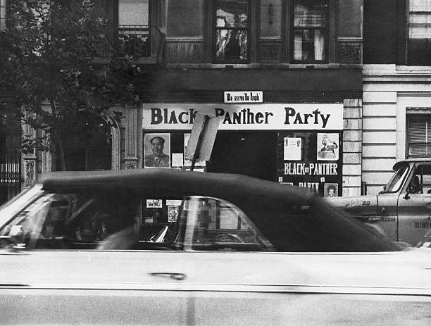 The headquarters of the African-American revolutionary...
