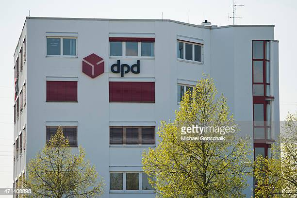 The headquarters of the dpd Dynamic Parcel Distribution in Aschaffenburg Germany