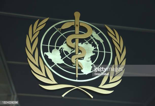 The headquarters of the World Health Organization stands on June 15, 2021 in Geneva, Switzerland. The organization has been at times seen itself...