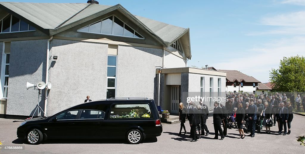 Former Liberal Democrat Leader Charles Kennedy Laid To Rest : News Photo