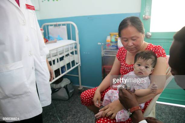 The Heart Institute offer highquality care to Vietnamese patients suffering from heart diseases Senegalese medical team trained to practice cardiac...