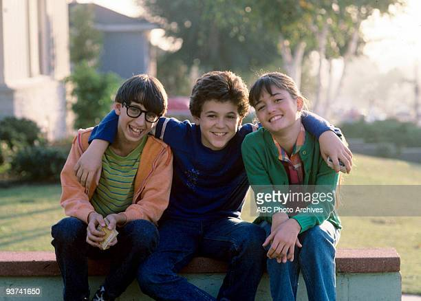 YEARS 'The Heart of Darkness' Season Two 11/30/88 Paul and Kevin wanted to join the incrowd with Winnie