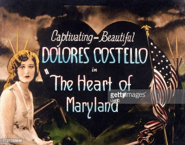 the-heart-of-maryland-poster-dolores-cos