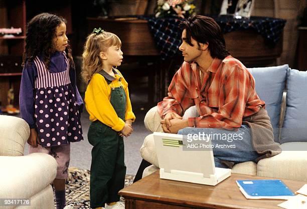 HOUSE 'The Heartbreak Kid' Season Six 2/9/93 Jurnee Smollett MaryKate/Ashley Olsen John Stamos