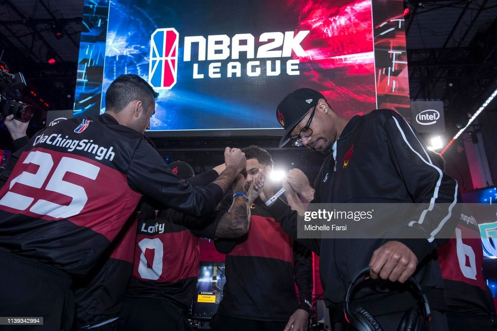 NY: Heat Check Gaming v Mavs Gaming