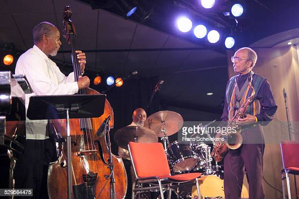 The Heath Brothers perform at the North Sea Jazz Festival on July 14th 2002 in Amsterdam Netherlands