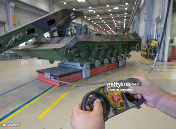 The Heeresinstandsetzungslogistik GmbH is a company active in the field of maintenance and repair of major military equipment of the Bundeswehr...