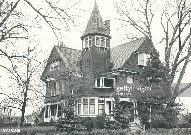 The Heintzman house: Theodore August Heintzman; who left his name on untold thousands of pianos throughout the world; lived in this house with the...