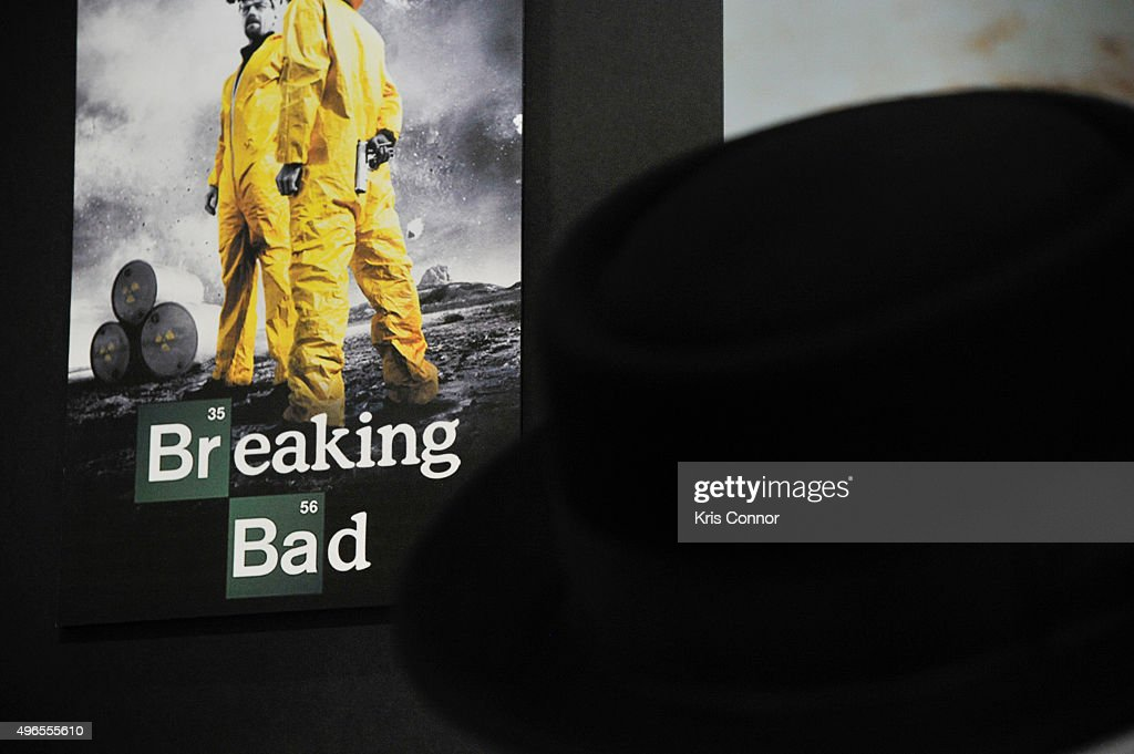 """Smithsonian's National Museum of American History """"Breaking Bad"""" Collection : News Photo"""