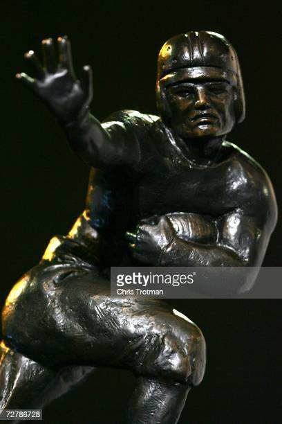 The Heisman Trophy was presented to Troy Smith of Ohio State University on December 9, 2006 in New York City.