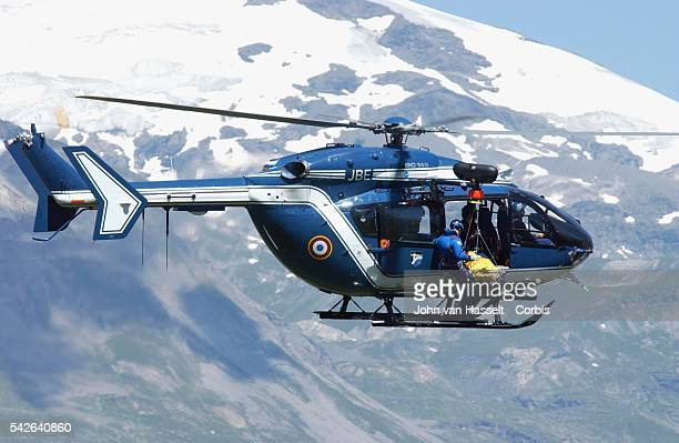 The helicopter rescue operations are operated mostly by the PGHM the French mountain rescue squad operated under the Ministry of Defence This summer...