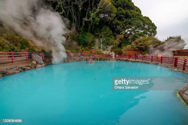 the hells of beppu: kamado jigoku - novembro azul - fotografias e filmes do acervo