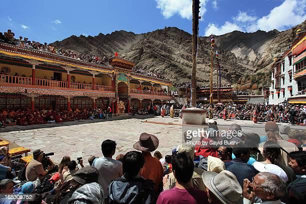 The Hemis Tse Chu Festival, Ladakh