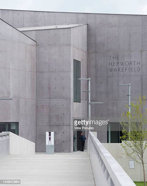 The Hepworth Wakefield 1 Wentworth Terrace Wakefield West Yorkshire United Kingdom Architect David Chipperfield Architects The Hepworth Wakefield...