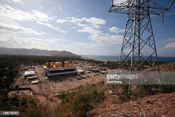 The Hera power plant stands near the town of Hera east of Dili East Timor on Thursday Oct 20 2011 East Timor became a sovereign state in 2002 and...