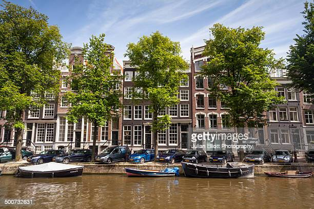 The Herengracht canal in Amsterdam