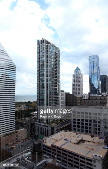 The Heritage At Millennium Park Condominiums The Pittsfield Building News Photo Getty Images