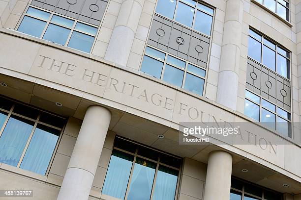 The Heritage Foundation Sign