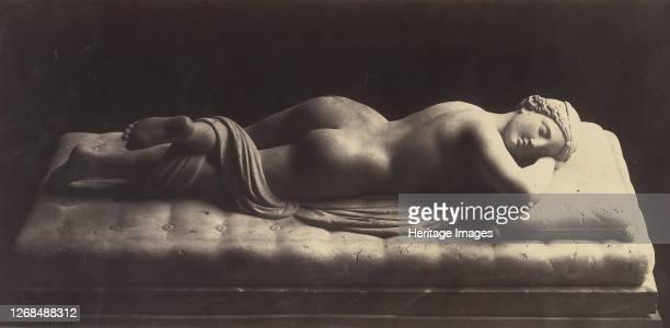 The Hermaphrodite, circa 1861. Artist Robert MacPherson.