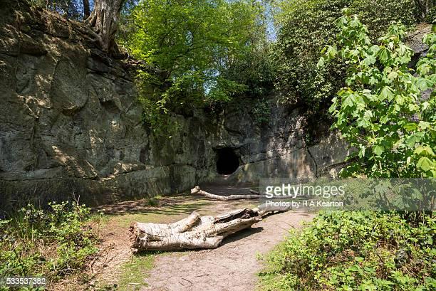 The Hermits cave, Alderley edge, Cheshire