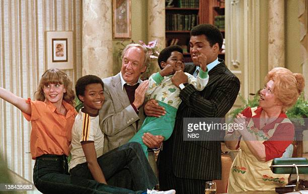RENT STROKES 'The Hero' Episode 7 Aired 10/24/79 Pictured Dana Plato as Kimberly Drummond Todd Bridges as Willis Jackson Conrad Bain as Philip...