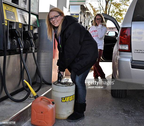 CONTENT] The Hess gas station on Fort Salonga Road in Northport saw long gas lines in the days after Hurricane Sandy struck Long Island 11512