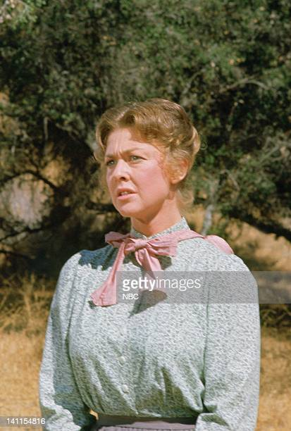 PRAIRIE The High Cost of Being Right Episode 9 Aired Pictured Karen Grassle as Caroline Ingalls Photo by Ted Shepherd/NBCU Photo Bank
