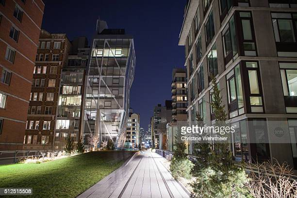 4 148 High Line Park Photos And Premium High Res Pictures Getty Images