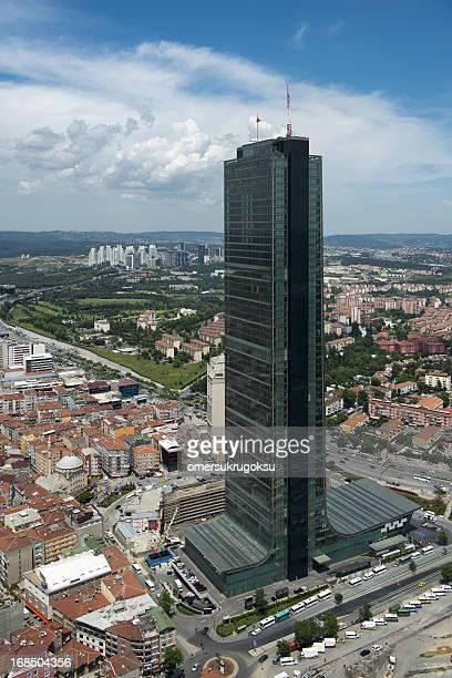ヨーロッパで最も高い摩天楼