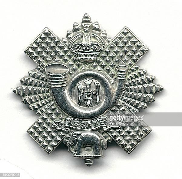 The Highland Light Infantry Badge United Kingdom