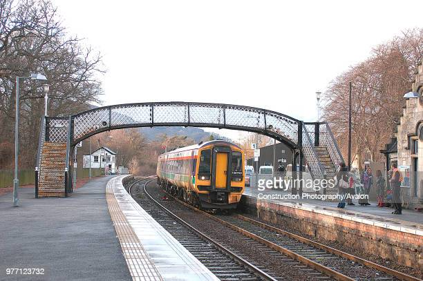 The Highland route between Perth and Inverness is now served by an hourly service which has helped service intermediate stations such as Pitlochry...