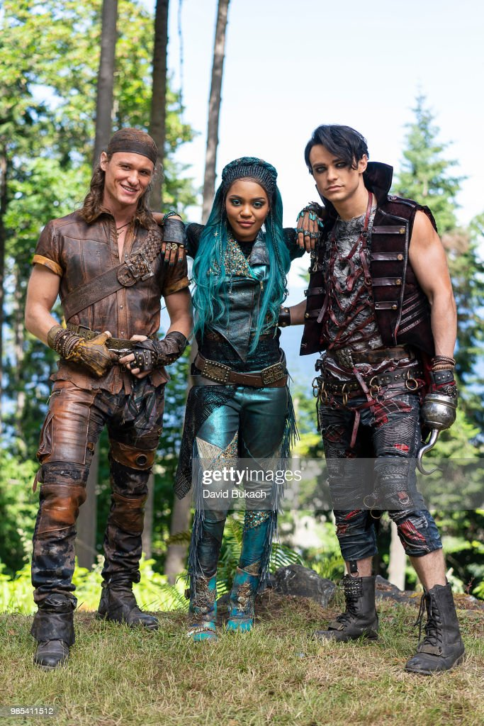DESCENDANTS 3 - The highly-anticipated Disney Channel