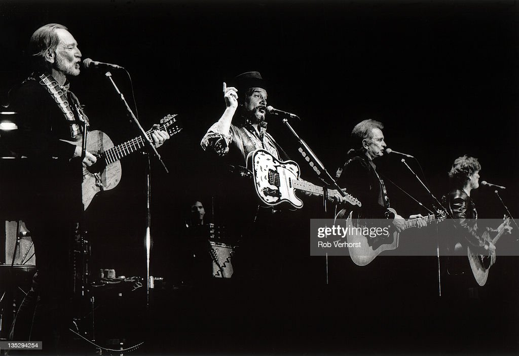 The Highwaymen : News Photo