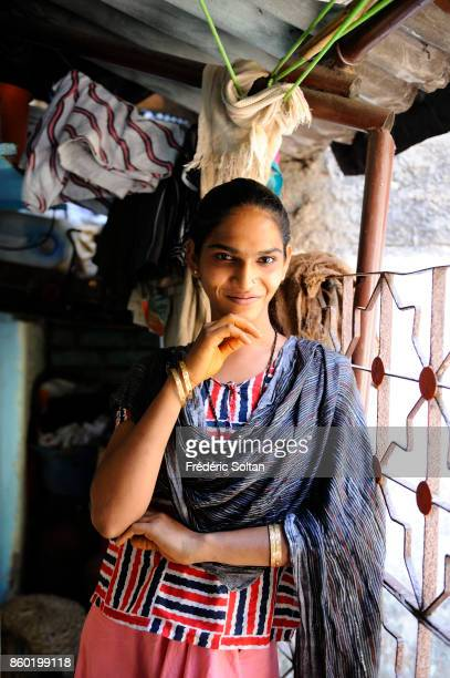 The Hijra community of Mumbai in Andheri Indian hijras or eunuchs adopt a feminine gender identity women's clothing and other feminine gender roles...